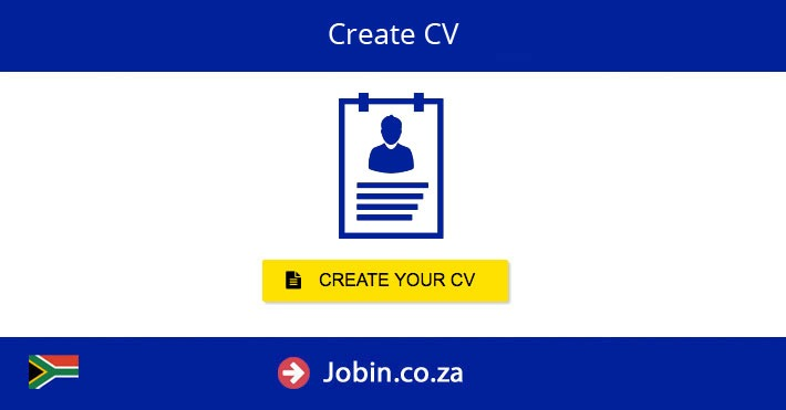 create your cv on jobincoza and find a new job