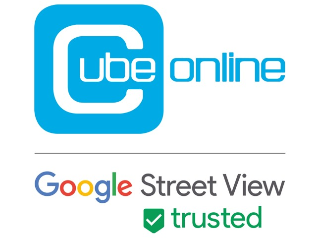 Google Streetview Trusted for Business-Sales Representative (Cube