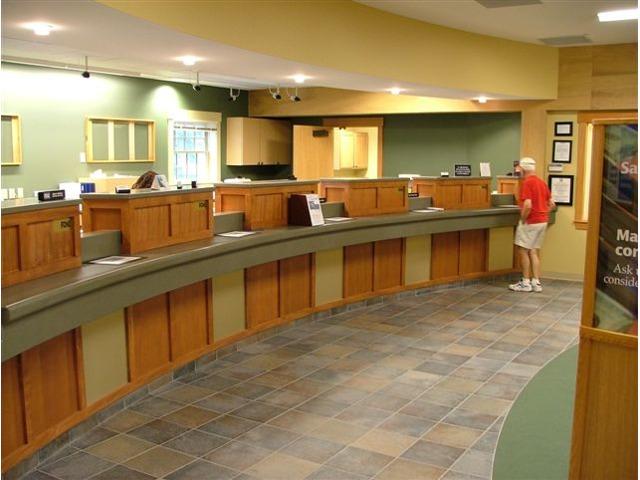 Bank Teller And Front Desk Position