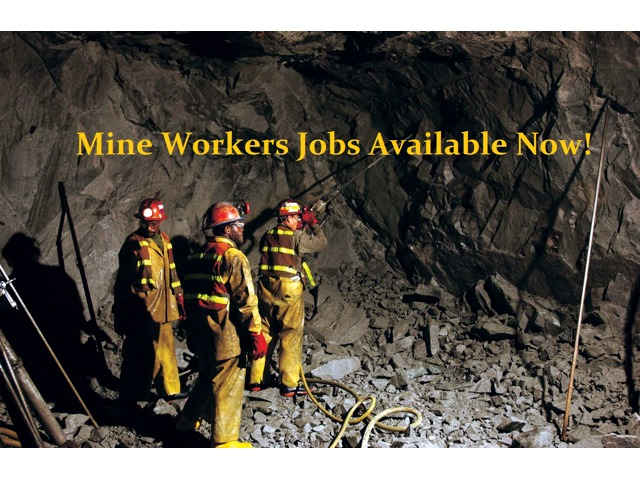 GOLD ONE MINE IS CURRENTLY SEEKING FOR WORKERS