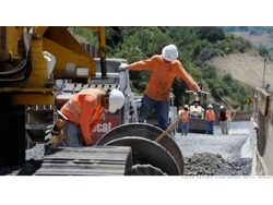 Excavator driver and ground worker labourer required for work