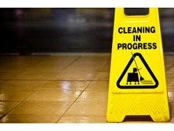 Contract Cleaning Staff