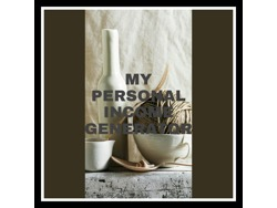 MY PERSONAL INCOME GENERATOR