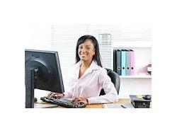 Admin clerk, secretary, receptionist wanted