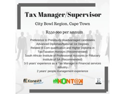 Tax Manager EKE136