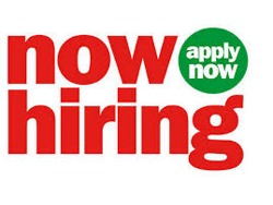 Packers and cashiers wanted
