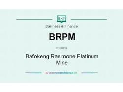 A VACANCIES FOR PERMANENT POSITION AT BAFOKENG RASIMONE PLATINUM MINE Contacr Mr Mashaba On 072454