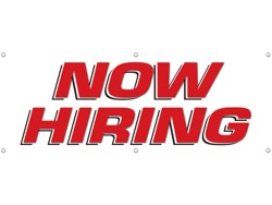 Cashiers required