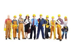 Construction workers needed to work