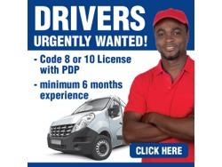 Parcel Courier Drivers