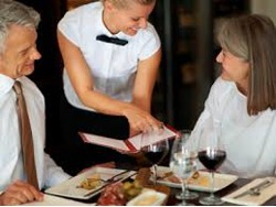Waiters for full and part time in lodges and restaurants needed