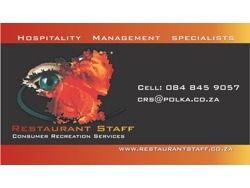 Junior Restaurant Manager-Midrand