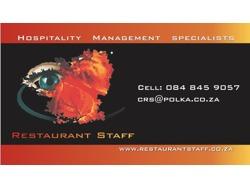 Junior Restaurant Manager-Waterkloof