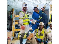 Impala Platinum mine is looking for general workers, drivers and electricians asap