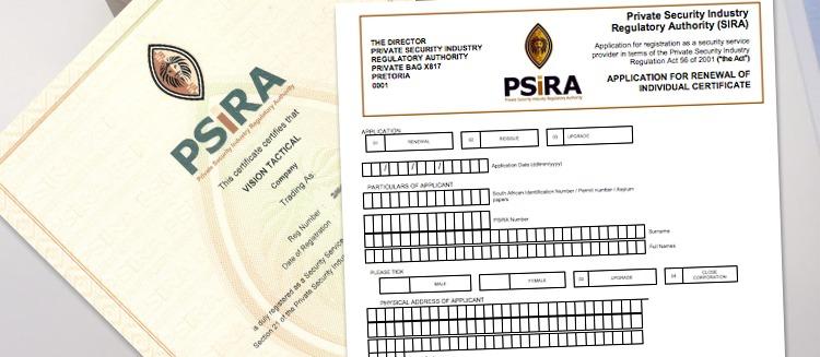 PSIRA Jobin.co.za